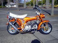 Honda CT 70 Custom