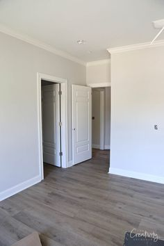 Amazing Large Whole Home Remodel Transformation Neutral Paint Colors, Wood Colors, Library Cabinet, Tongue And Groove Ceiling, Marble Subway Tiles, Building A New Home, Floor Space, Transformation Project, Second Floor