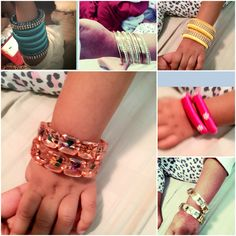 Beautiful bangles for kids
