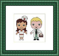 Enfermera y medico