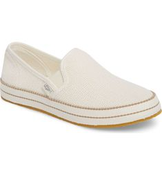 bcbaca023ae Main Image - UGG® Bren Slip-On Sneaker (Women) Ugg Sneakers