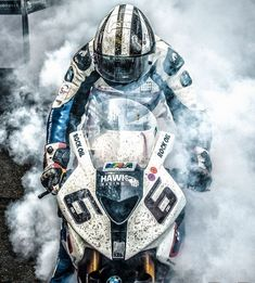 Smoke gets in my eyes - Joey Dunlop