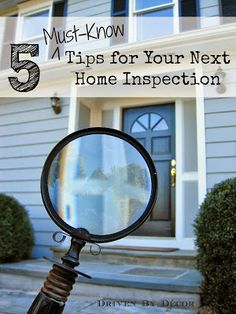 Five must-know tips for future home buyers!