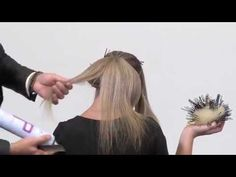 Diamond hairstyle by Farrukh Shamuratov - YouTube