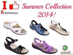 New Summer  Collection Berkemann 2014!! Check my website for more!! http://www.koinis.gr/products/berkemann_gunaikeia  #berkemann #summer #woman fashion