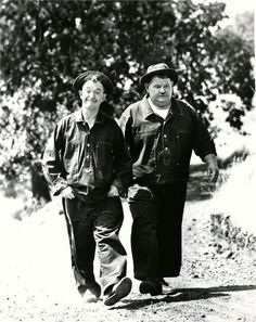 +++Stan Laurel and Oliver Hardy Laurel And Hardy, Stan Laurel Oliver Hardy, Great Comedies, Classic Comedies, Classic Movies, Hollywood Stars, Classic Hollywood, Old Hollywood, Hollywood Icons