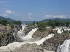 Hogenakkal Tamil Nadu - Cauvery — Wikipédia