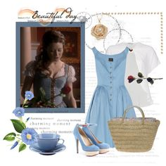 """Fairy Tale Belle"" by sarahbelle624 on Polyvore"