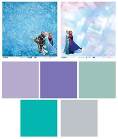 Disney Frozen Scrapbook Paper, 18 Piece Set Disney Frozen http://www.amazon.com/dp/B00OY5RRLC/ref=cm_sw_r_pi_dp_Hbquub1S6WVS6