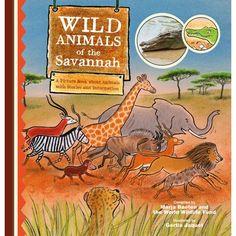 Savanna Animals, Wild Animals, Nile Crocodile, Animal Books, Zebras, Savannah Chat, Giraffe, Safari, Fun Facts