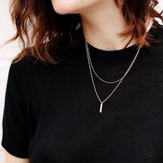 Consider the Wldflwrs: jewelry handcrafted in Nashville, TN.