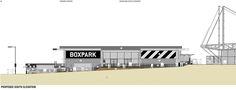 Gallery of Boxpark Croydon / BDP - 14