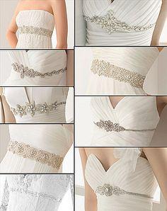faixas vestido