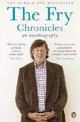 The Fry Chronicles - autobiografie van Stephen Fry. Absolute aanrader. Eerlijk, schrijnend en hartverscheurend geestig over schrijven, theater, angst, ambities, acteren, twijfel en talent