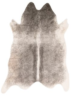 Gray Ivory Cowhide Rug The Grand Canyon collection is made from woven synthetics. This faux cowhide style rug gives your space a stunning look without using a r Faux Cowhide Rug, Faux Fur Area Rug, Fur Rug, Cowhide Decor, Grand Canyon, Unique Rugs, Grey Rugs, Ivory Rugs, Rugs Online