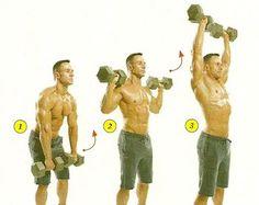 Get Monster Shoulders - Mens Fitness
