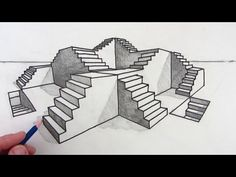 two point perspective architectural drawing - Google Search