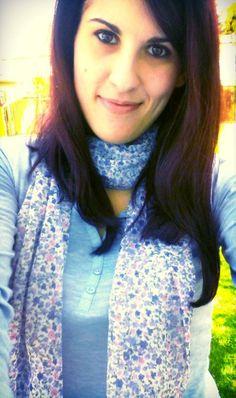 New scarf :-P
