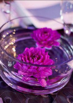 46 Floating Flowers Wedding Decor Ideas | HappyWedd.com