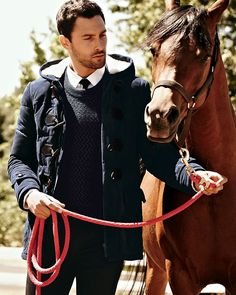 Noah Mills for Neiman Marcus  Winter
