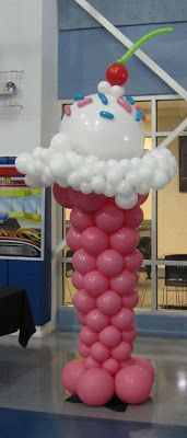 Party People Celebration Company - Special Event Decor Custom Balloon decor and Fabric Designs: October 2012