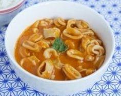 Calamars à l'armoricaine (facile, rapide) - Une recette CuisineAZ