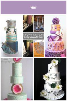 Unique, Modern Wedding Cakes Raise the Bar for Designers - MODwedding crazy wedding cakes Crazy Wedding Cakes, Unique Wedding Cakes, Mod Wedding, Designer Wedding Dresses, Wedding Designs, Designers, Bar, Modern, Trendy Tree