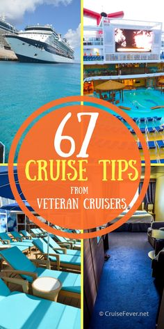 Our cruise group was asked to share at least one cruise tip, and we received hundreds of replies.  While you may not agree with all of them 100%, feel free to add your own to the list in the comments below. These 67 cruise tips should help get the ball rolling and even give you …