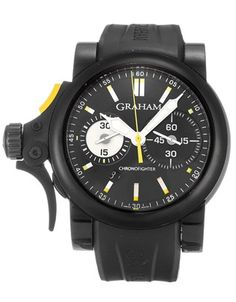 Graham Chronofighter R.A.C Trigger 2TRAB.B01A - Product Code 41228