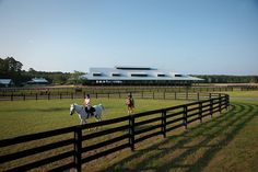 Horse Back Riding South Carolina, Longfield Stables - Palmetto Bluff