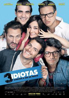 La película 3 Idiotas se estrena en México el 31 de Marzo - https://webadictos.com/2017/03/24/pelicula-3-idiotas/?utm_source=PN&utm_medium=Pinterest&utm_campaign=PN%2Bposts