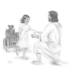 Child Running To Jesus By Jean Keaton Christian Images, Christian Art, Arte Lds, Jesus Drawings, Jesus Is Risen, Pictures Of Jesus Christ, Church Pictures, Padre Celestial, Lds Art