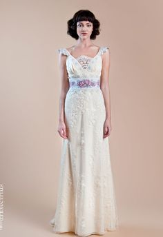 Claire Pettibone Wedding Dresses - Beautiful!