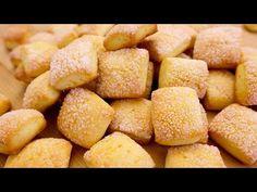 συνταγή απλός είναι γρήγορα. Μπισκότα Για εσύ ή καφές # 171 - YouTube Quick Recipes, Sweet Recipes, Biscuits, Kefir, What To Cook, Pretzel Bites, Scones, Cornbread, Cookie Recipes