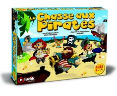 Pour Amelia ou Danaee 25$ Jouer, Board Games, Pirates, Centre, Table, Classroom Games, Memory Games, Hunting, Gift Ideas