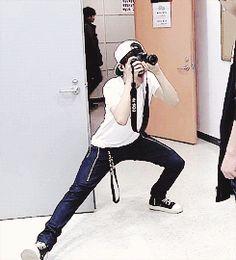 Photographer J-Hope
