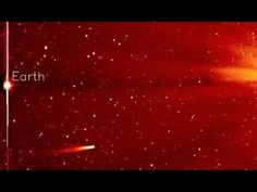 Comet ISON Approaching the Sun, View from STEREO Spacecraft Nov 20-25 2013: http://youtu.be/GoMscPRFQBc #comet #ISON #astronomy