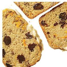 Sweet Potato Bread | CookingLight.com