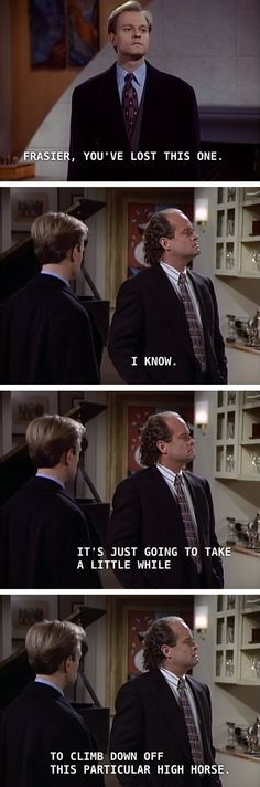 """31 Moments From """"Frasier"""" That Will Make You Laugh Every Time"""