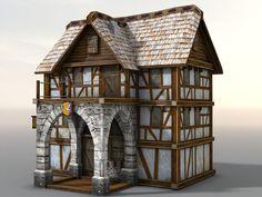 Asset Store - Forgotten Village