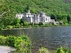 Can't wait to go back to Kylemore Abbey in Ireland #travel.