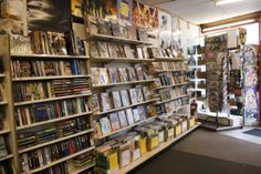 Bookscene in Nottingham has something for everyone and it's cheap!