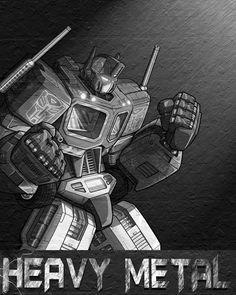 T-Shirt stamp, Optimus Prime by ~Stamatimenos on deviantART