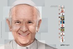 Getty Images: Pope Francis | Ads of the World™