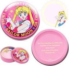 Sailor Moon Memo In Tin — Pink Sailor Moon $6.50 http://thingsfromjapan.net/sailor-moon-memo-in-tin-pink-sailor-moon/ #sailor moon #Japanese memo #anime