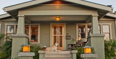 Bleached Clay-Exterior Colors - Inspirations | River Bank 380F-6, Sunset Beige 260F-4...Behr paint