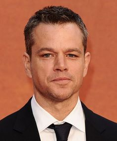 Ehhh Matt Damon...this is a little weird