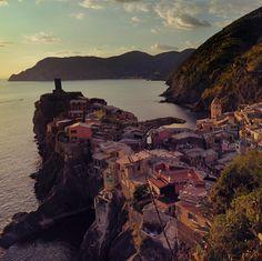 Twilight beauty  Vernazza Cinque Terre