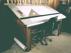 Huge Drafting Table