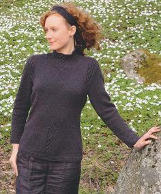 Пуловер Aslaug от Elsebeth Lavold - Елена Антонова - Веб-альбомы Picasa